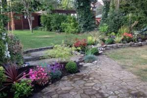 Soft landscaping Ickenham, 2017